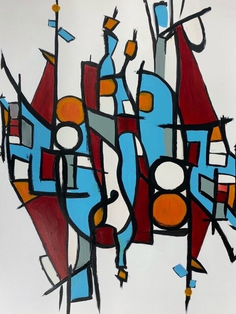 "Artist+Name_Katie+Bull+Title+Of+Work_Ours+is+Not+a+Caravan+of+Despair+medium_Acrylic+size(inches)_18""x24""+price++$500"