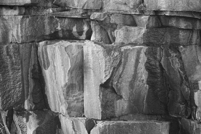 "David Piemonte, ""Grateful Granite"", Archival Print, 16 x 20 in."